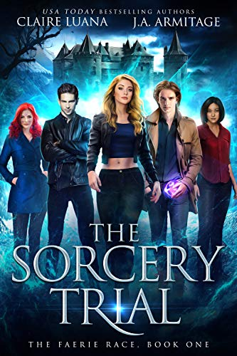 The Sorcery Trial Book Cover