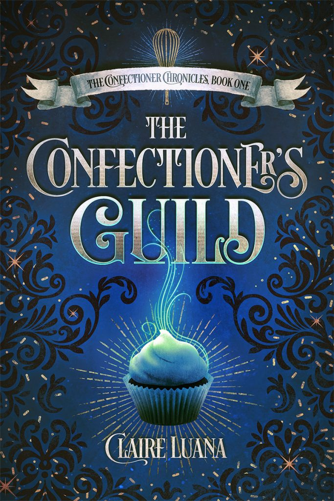 The Confectioner's Guild Book Cover