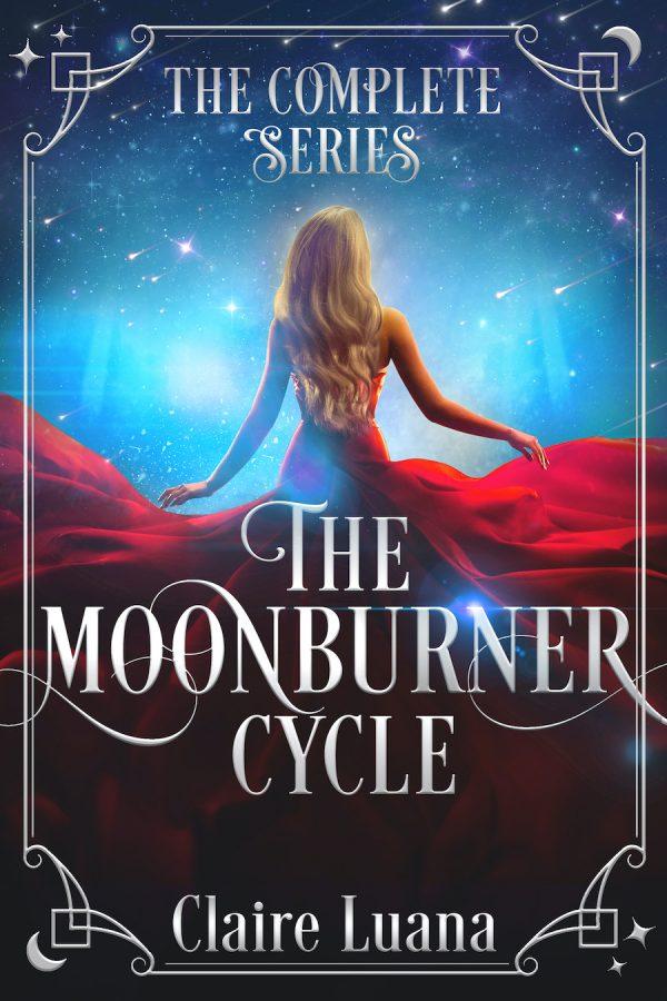 Moonburner Cycle cover
